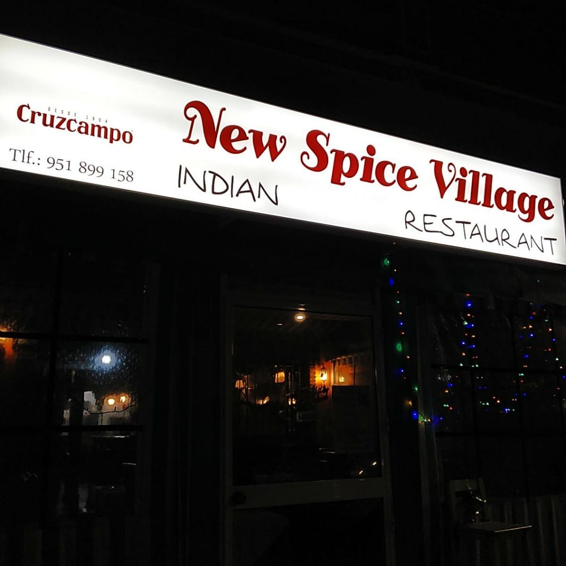 New Spice Village