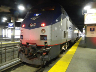 Amtrak across America! An Amazing Journey