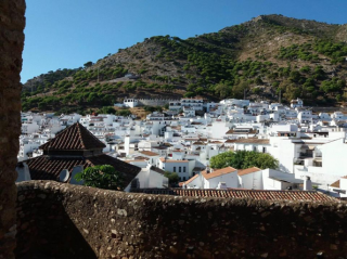 Day Trips from Fuengirola.  Mijas Pueblo