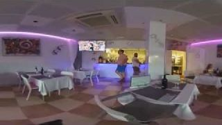 Restaurante G & S, Calahonda, Mijas Costa, España, 360º Video