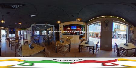 CBC Tapas Bar & Restaurant, Fuengirola, Malaga, Spain