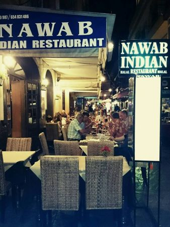 Nawab Indian Restaurant Fuengirola Malaga Spain